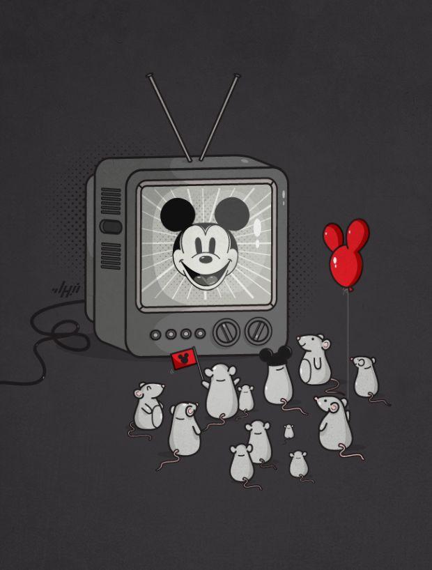 (via Funny Vector Art by Nabhan Abdullatif -... Love the storytelling!