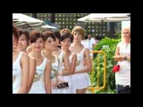 singapore beach party