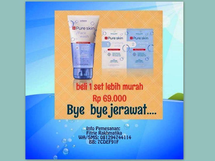 Bunda Insyira's Story: Pure Skin Face Wash & 2in1 Mask