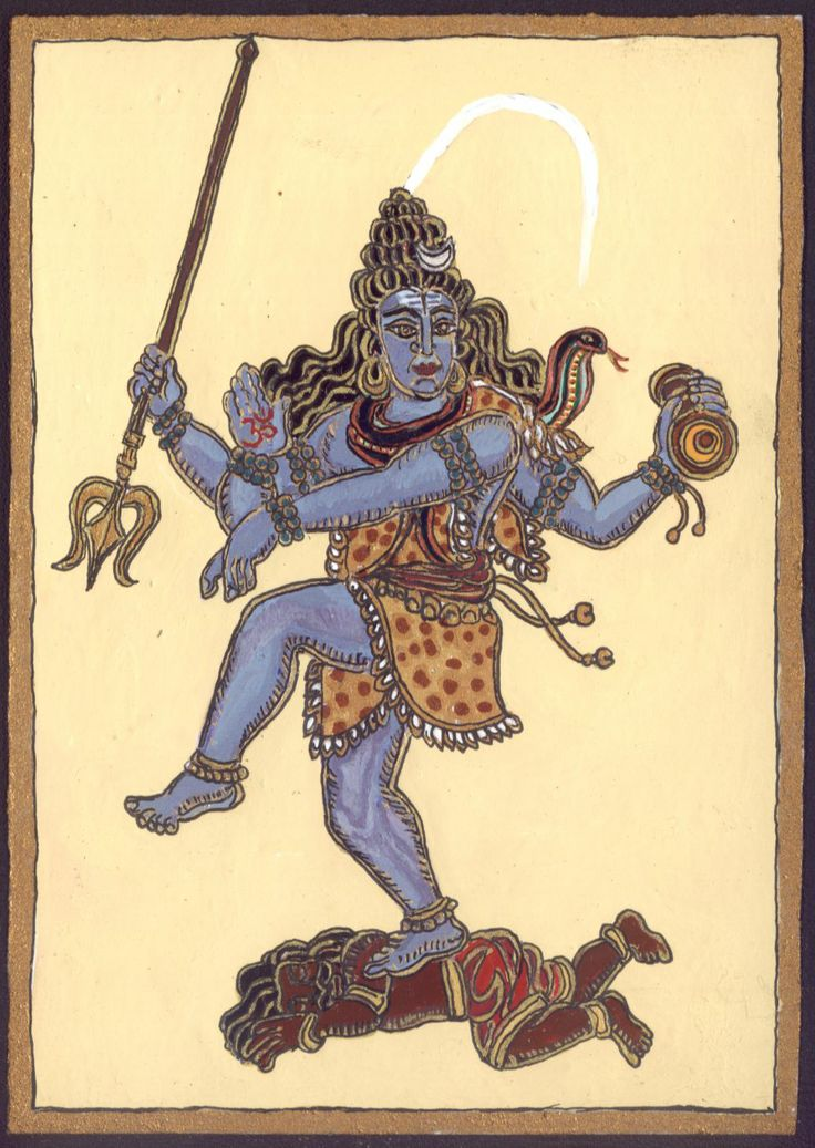 The dancing Shiva, 2010 March