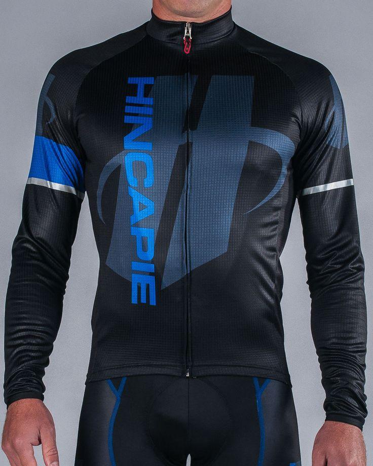 Hincapie Men's Axis Club Long Sleeve Jersey