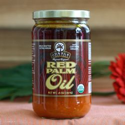 Red Palm Oil- SUPER anti-inflammatory- sustainably sourced- buy 2 get 1 FREE!