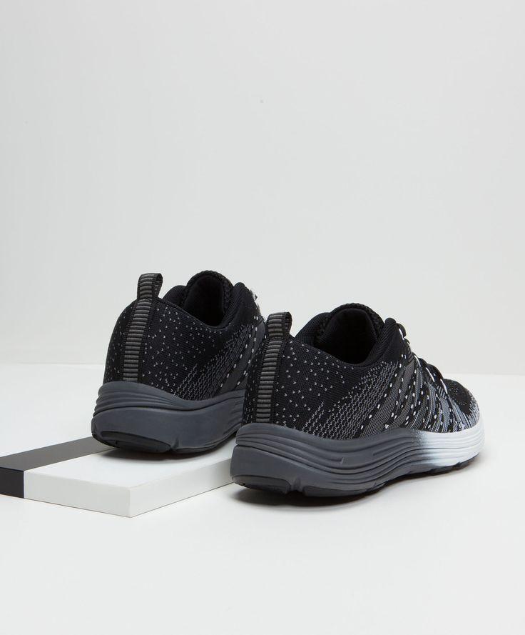 Fashion mesh sneakers - OYSHO