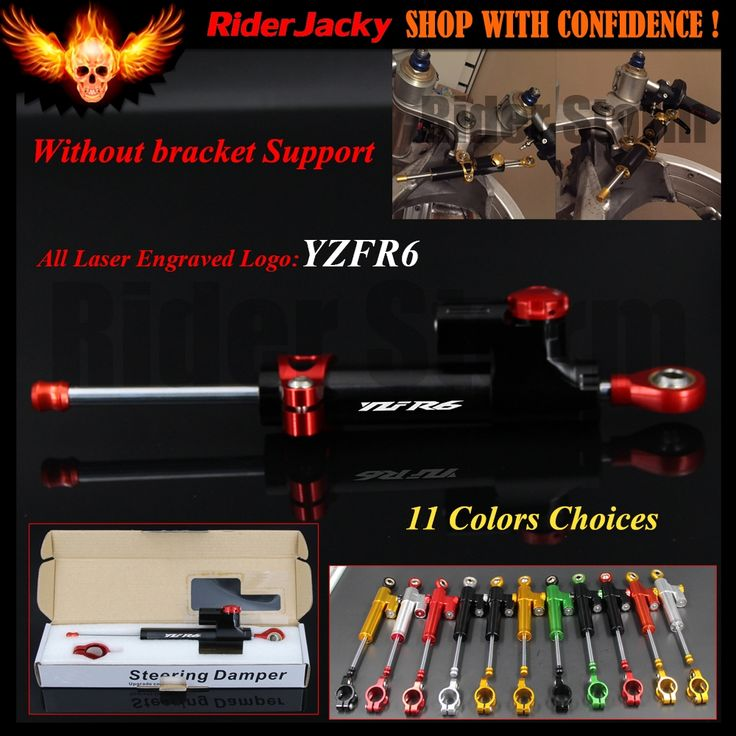 42.50$  Buy here - http://aligoc.shopchina.info/1/go.php?t=32817028221 - CNC Aluminum Universal Adjustable Motorcycle Steering Damper Stabilizer For Yamaha YZFR6 YZF R6 2006-2015 2011 2012 2013 2014  #magazineonline