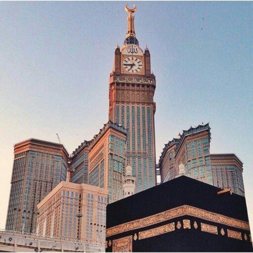 Ka'bah, Mecca. Subhannallah