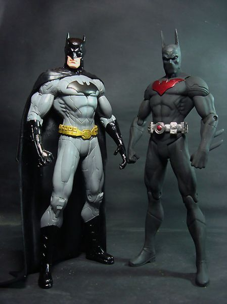 Batman beyond (DC Direct) Custom Action Figure