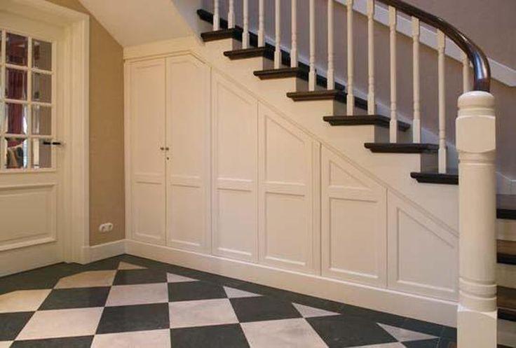 mooie kasten onder trap