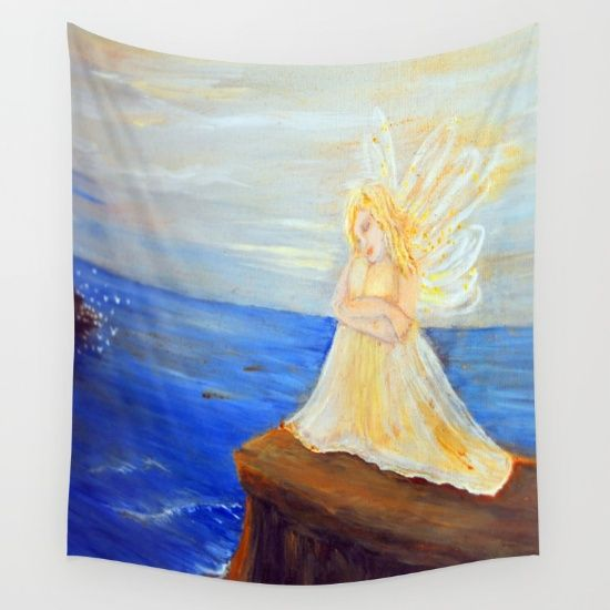 20% Off Free Worldwide Shipping Today #society6 #Christmas #shopping #sales #love #xmas #Noel #clouds #gift #ideas https://society6.com/product/invite-your-angel--angels-are-here-bbh_tapestry#s6-8110053p42a55v412