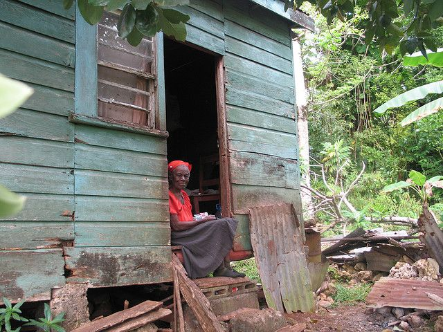 Relaxing in the country - Port Antonio, Jamaica