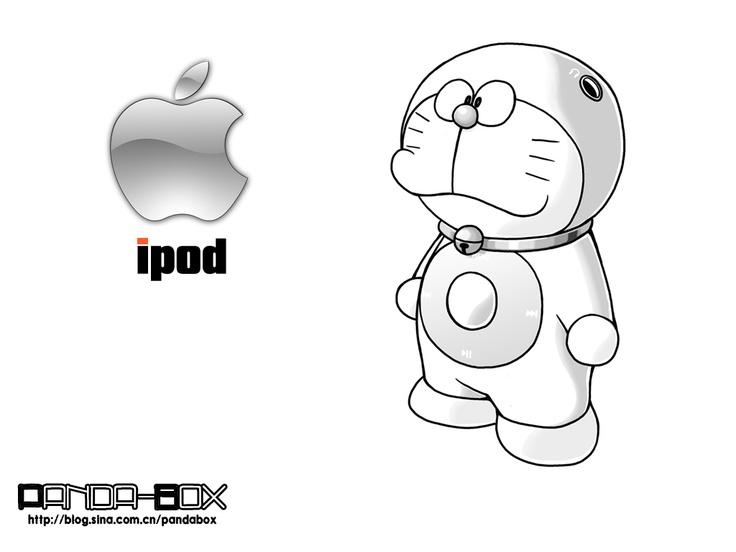 Dora+iPod