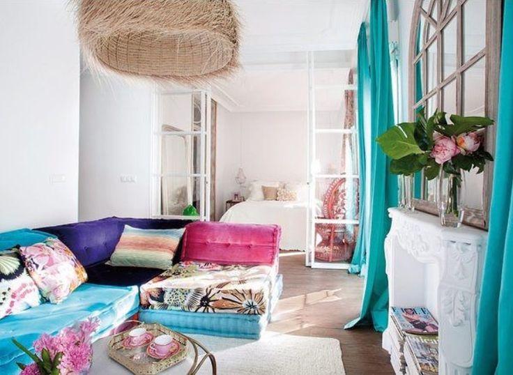 roche bobois mah jong sofa designed by hans hopfer