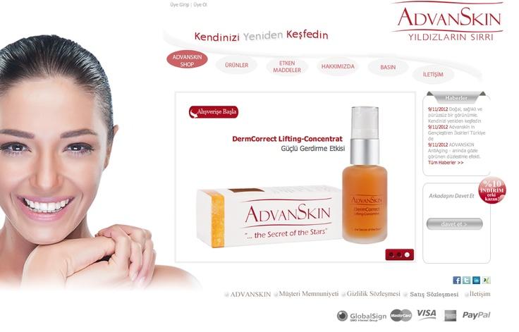 AdvanSkin Shop