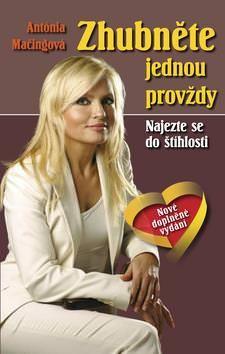 Antonia Mačingová a recenze knihy Zhubněte jednou provždy
