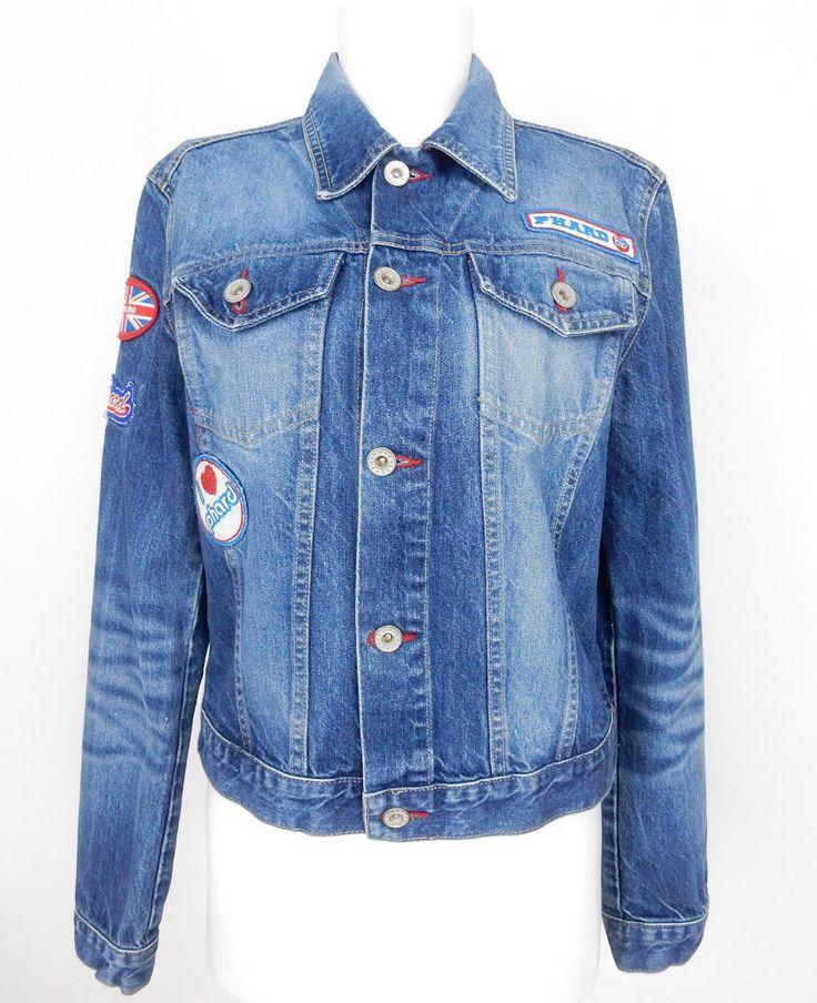 Phard Denim Jacket