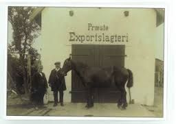 Præstø Export slagteri på Østerbro. #praestoe