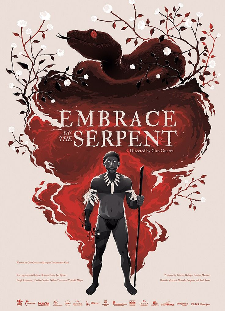 Embrace of the Serpent (El abrazo de la serpiente, 2015), Ciro Guerra