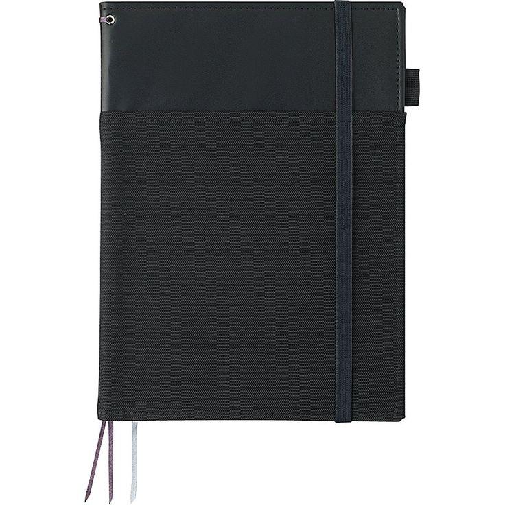 Amazon.co.jp: コクヨ カバーノート システミック リングノート対応 B5 レザー調 黒 B罫 40枚 ノ-V683B-D: 文房具・オフィス用品