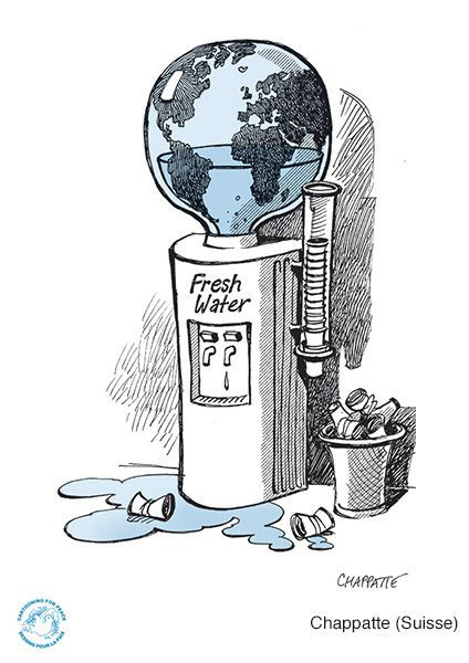 Even though everything to everyone seems to be renewable. there really is no such thing due to how fast we consume
