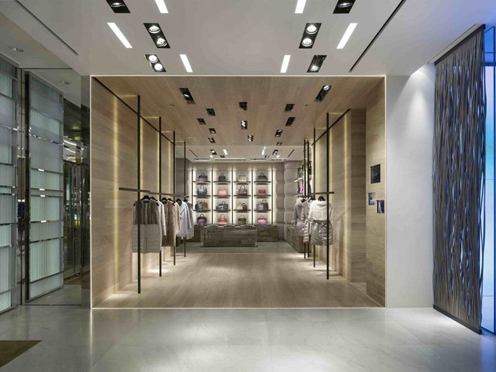 Max Mara Flagship Store By Duccio Grassi Architects Hong Kong Design