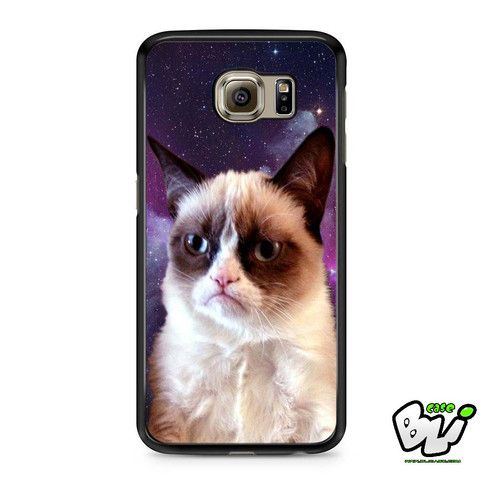 Grumpy Cat Samsung Galaxy S7 Case