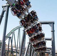 Carowinds is the Carolina's Coaster-Crazy Amusement ParkChrissy
