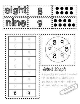 Free interactive notebook kindergarten