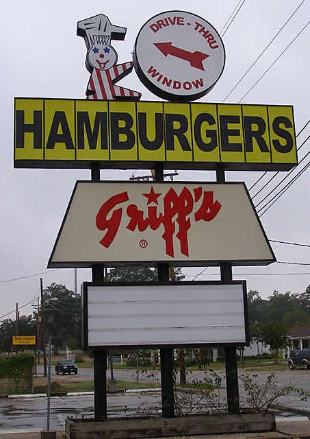 griff u0026 39 s hamburgers  my all