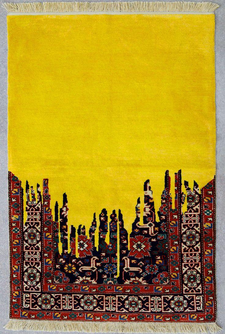 Faig Ahmed . Carpets