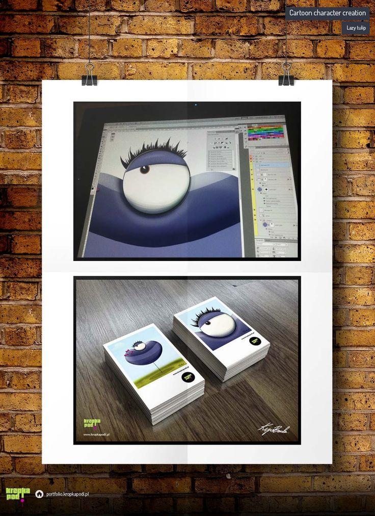 #illustrations #drawings #cartoon #illustrator #children #digital drawing #cartoonig #krupa #tulip #lazy