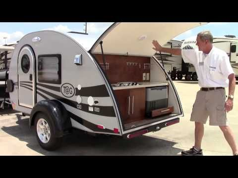 New 2015 Little Guy Teardrop Tag Travel Trailer RV - Holiday World in Katy,Mesquite & Las Cruces - YouTube