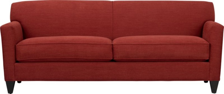 Hennessy Sofa Crate And Barrel 999 Furniture For The