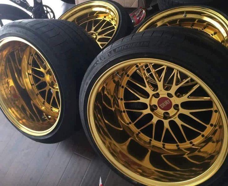 #BBS_Wheels #Deep_Dish