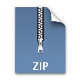 Unzipping SVGCuts Files – (Zip File, Extract File, Decompress File)