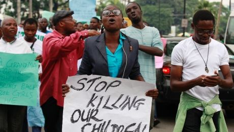 Why over 250 abducted Nigerian schoolgirls remain missing