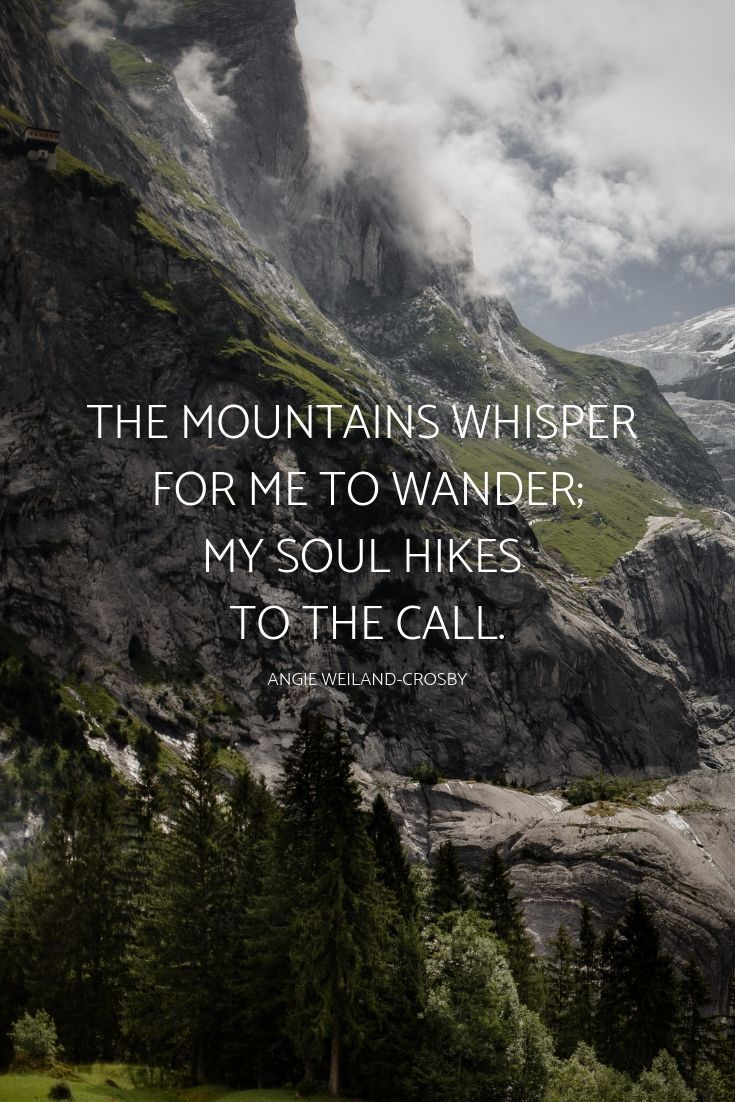 Nature Quotes for the Wandering Soul  Outdoor quotes nature