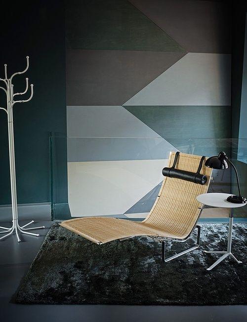 Poul Kjaerholm The Hammock Chaise Longue PK24 Designed In 1965 For E