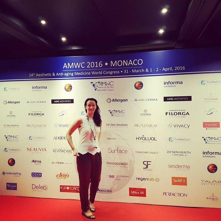 #Larvotto Vi er stolt over at vi kan sende våre leger til så anerkjente kongress som AMWC, slik at du som kunde skal få de beste, trygges, naturlige og mest innovative resultater #amwc #skincare #skjønhet #hud #hudpleie #laser #botox #filler #teosyal #velvære #helse #kosttilskud #hormonereplacementtherapy #hormoner #aldring #antiaging #feelgood by amedilege from #Montecarlo #Monaco