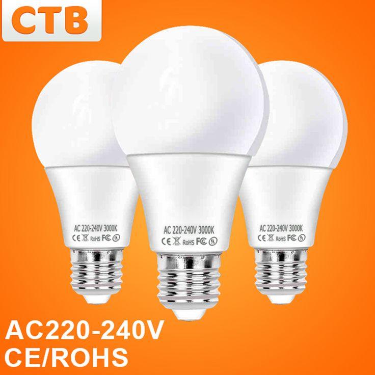 Fresh LED Lamp Light E LED Lampada Ampoule Bombilla W W W W W W W LED