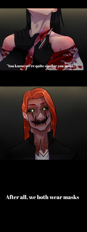 Creepypasta: Masks by SatiricalKat on DeviantArt