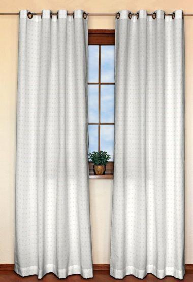Zasłona na kółkach 1 szt. w kolekcji Arcana, tkanina: 102-02