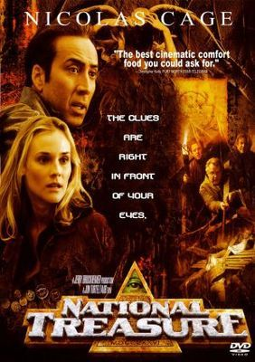 National Treasure (2004) movie #poster, #tshirt, #mousepad, #movieposters2