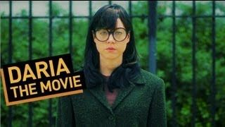 Daria Movie Trailer (with Aubrey Plaza) - YouTube