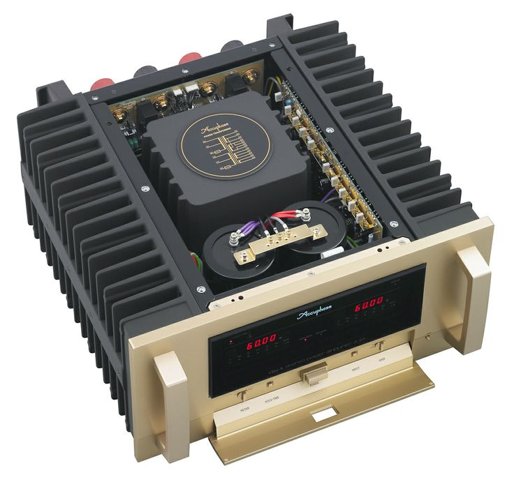 Accuphase A65.