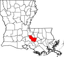 National Register of Historic Places listings in Iberville Parish, Louisiana - Wikipedia, the free encyclopedia