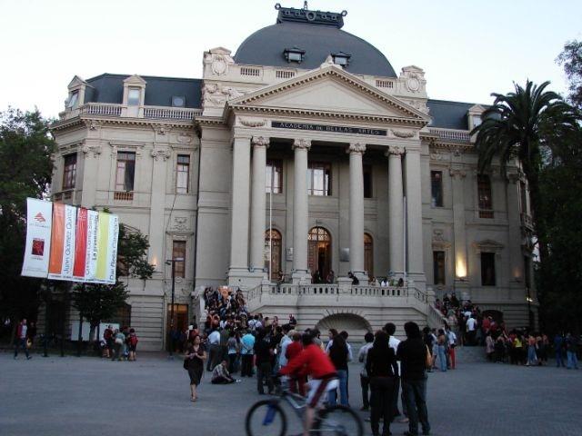 Museo de Arte Contemporáneo, sede Parque Forestal