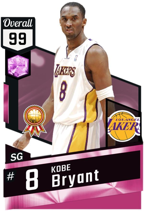 a8ea324215df Kobe Bryant (99) MyTEAM Pink Diamond Card Houston - TX   Sports Memorabilia  online store. If you don t see what you are looking for shoot me an email  ...