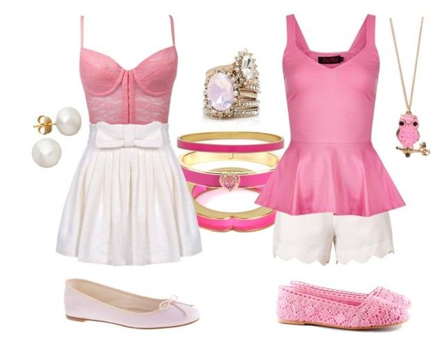 """""""[Karneval] Tsukumo #2"""" by animangacouture ❤ liked on Polyvore featuring Juicy Couture, Vera Bradley, Kate Spade, Forever 21, Marta Ferri, H&M, Little White Lies, Motel, J.Crew and Forever New"""
