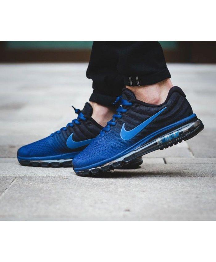 air max 2017 hommes bleu
