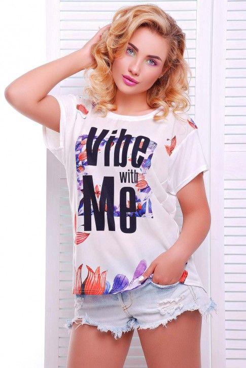 #футболка #vibe #me