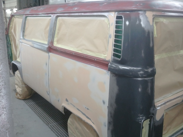 VW T2 restauratie